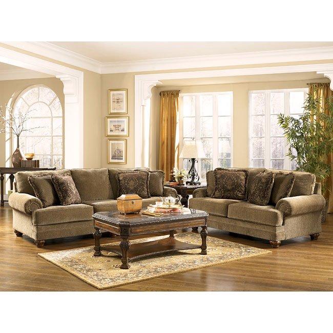 Stafford   Antique Living Room Set