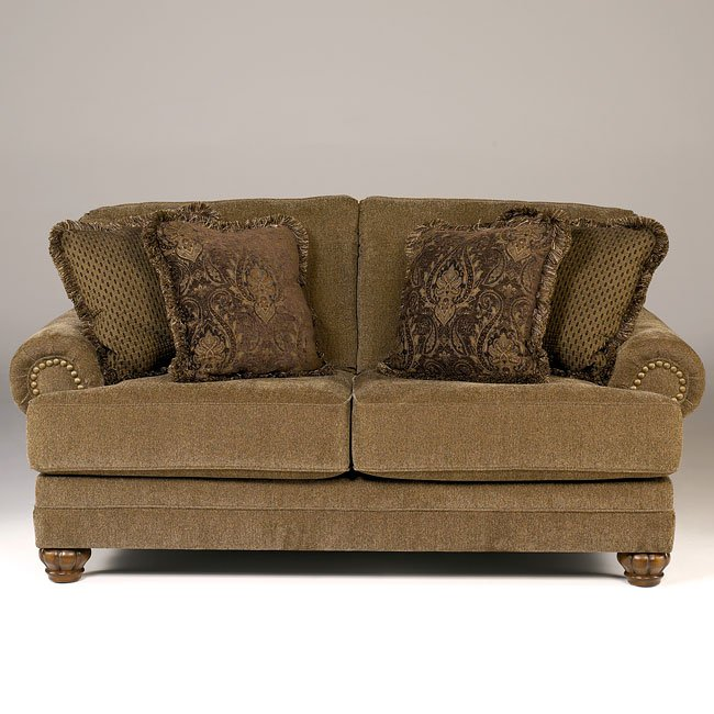Stafford - Antique Loveseat