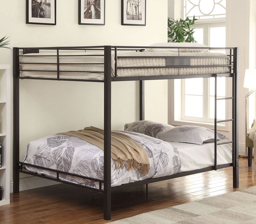Kaleb Queen Bunk Bed