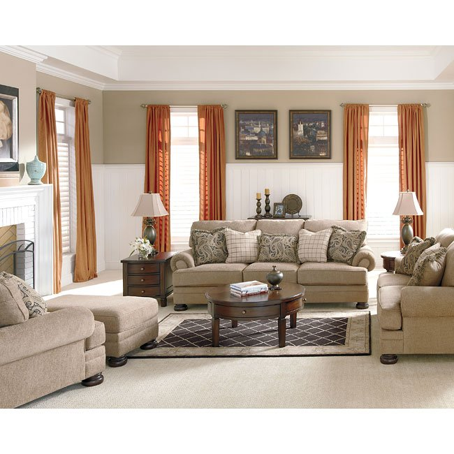 Ashleys Furnitures: Keereel Sand Living Room Set Signature Design, 5 Reviews