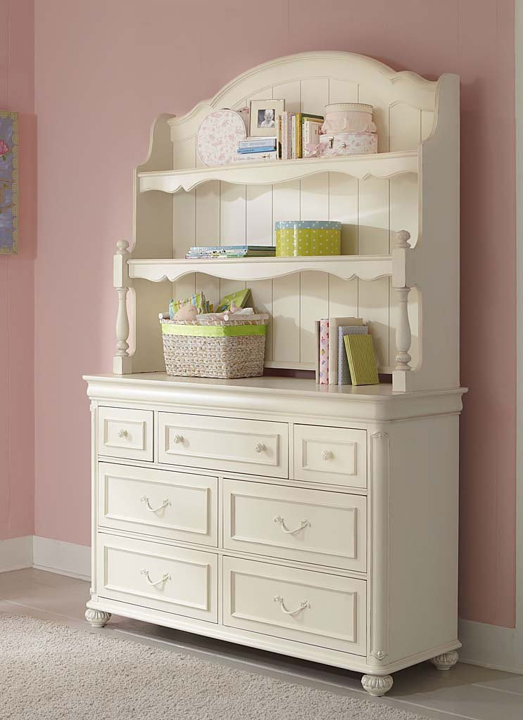 Charlotte Dresser W Hutch Legacy Classic Kids Furniture