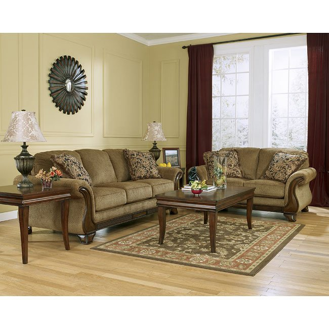 Lansbury - Autumn Living Room Set