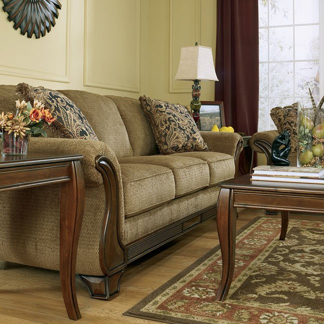 Lansbury Autumn Living Room Set
