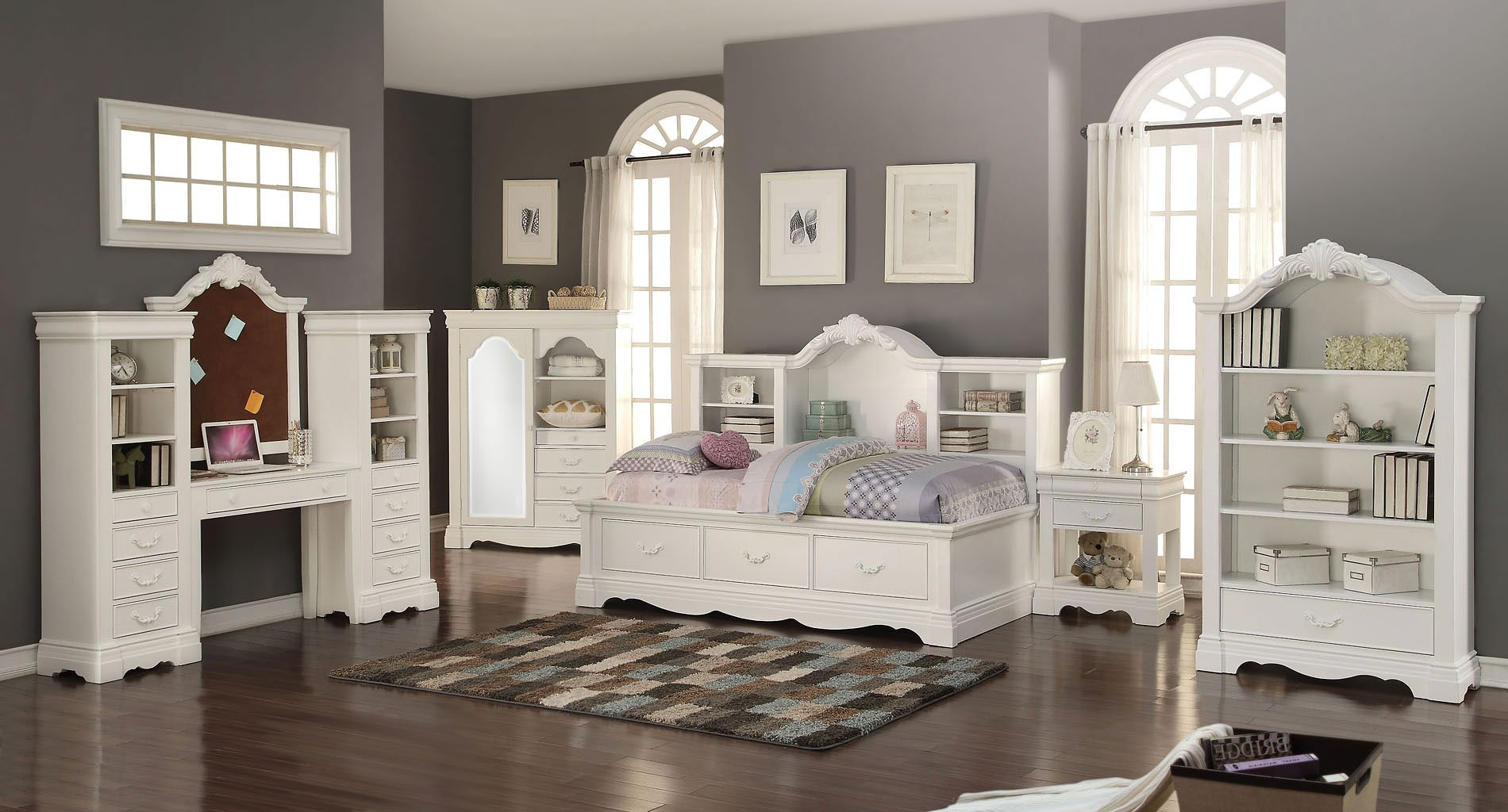 Estrella Storage Daybed Bedroom Set