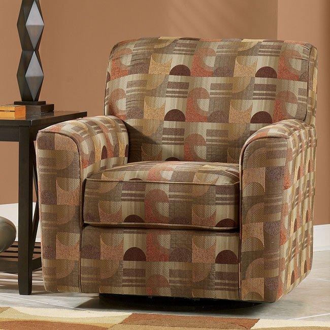 Del Rio DuraBlend - Sedona Swivel Chair