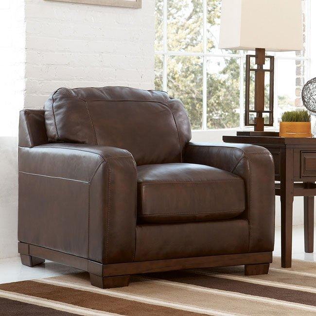 Crestwood - Walnut Chair
