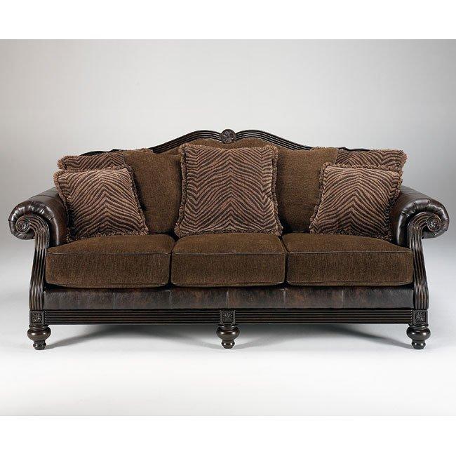 Key Town - Truffle Sofa