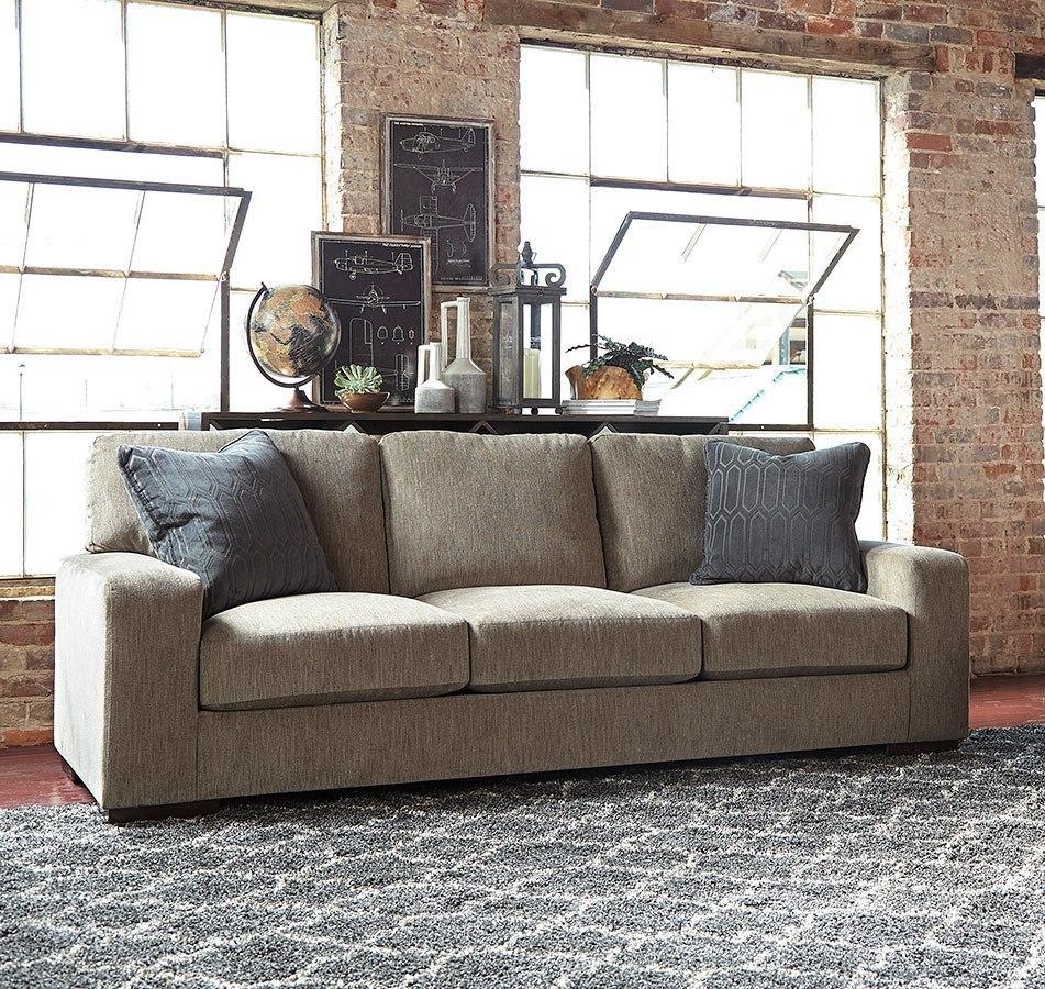 Entwine smoke living room set millennium furniture cart - Ashley millennium living room furniture ...