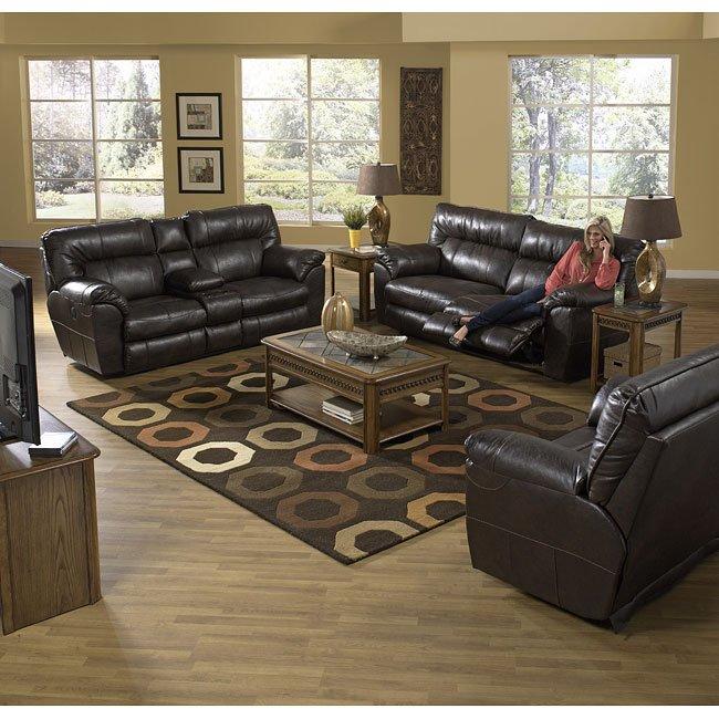 Nolan Reclining Living Room Set