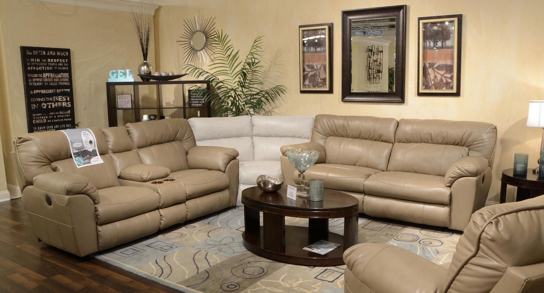 Catnapper Nolan Living Room Set