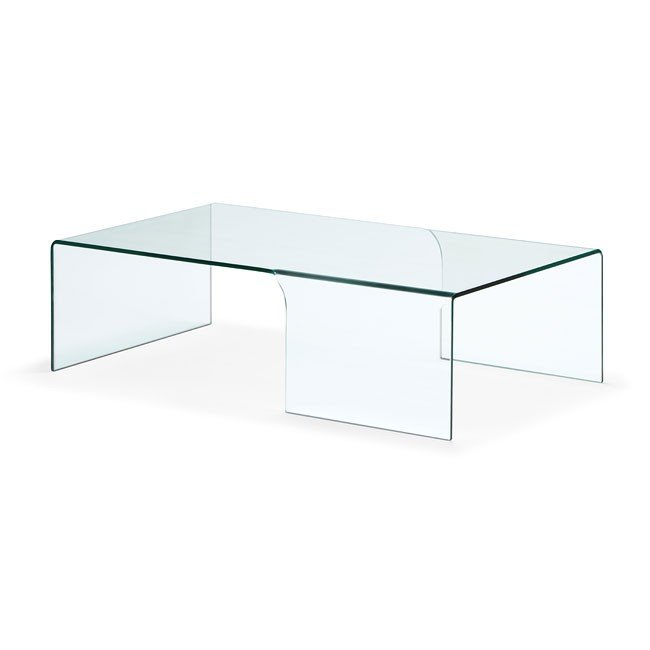 Awesome Sabbatical Coffee Table (Tempered Glass)