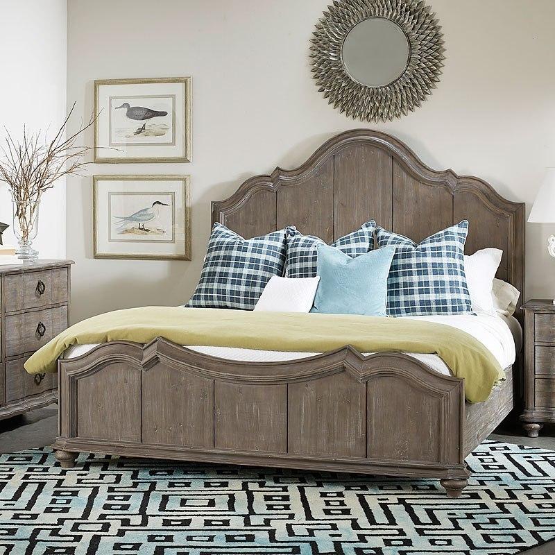Allie Panel Bed ART Furniture