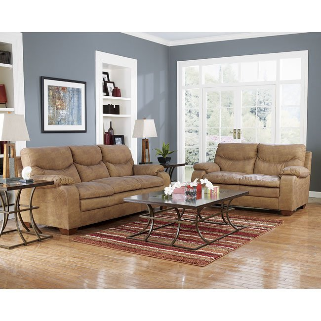 Precision DuraBlend - Desert Living Room Set