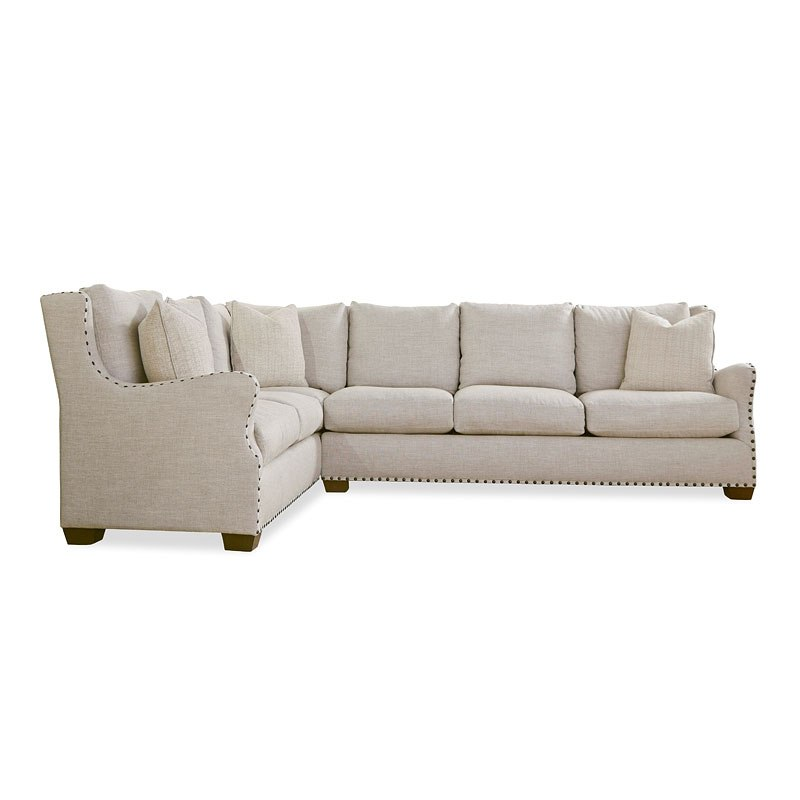 Connor Right Sofa Sectional Universal Furniture