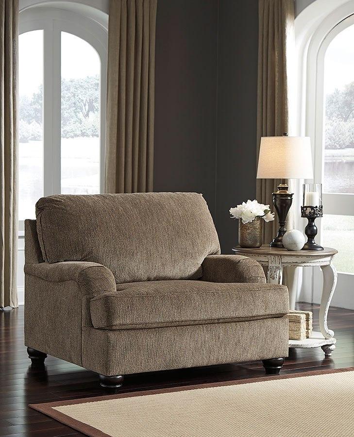 Brown Living Room Tables Sets: Braemar Brown Living Room Set BenchCraft