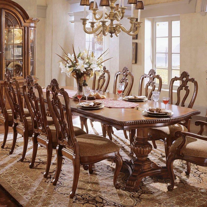 Universal Dining Room Furniture: Villa Cortina Rectangular Dining Table Universal Furniture