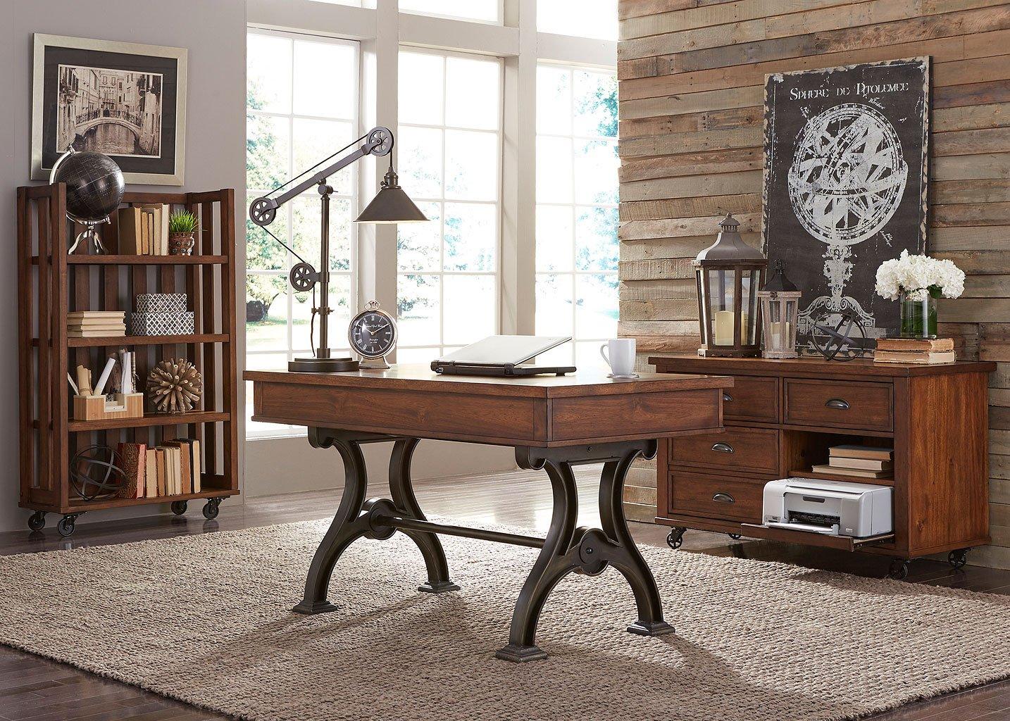 Arlington House Home Office Set Liberty Furniture ...