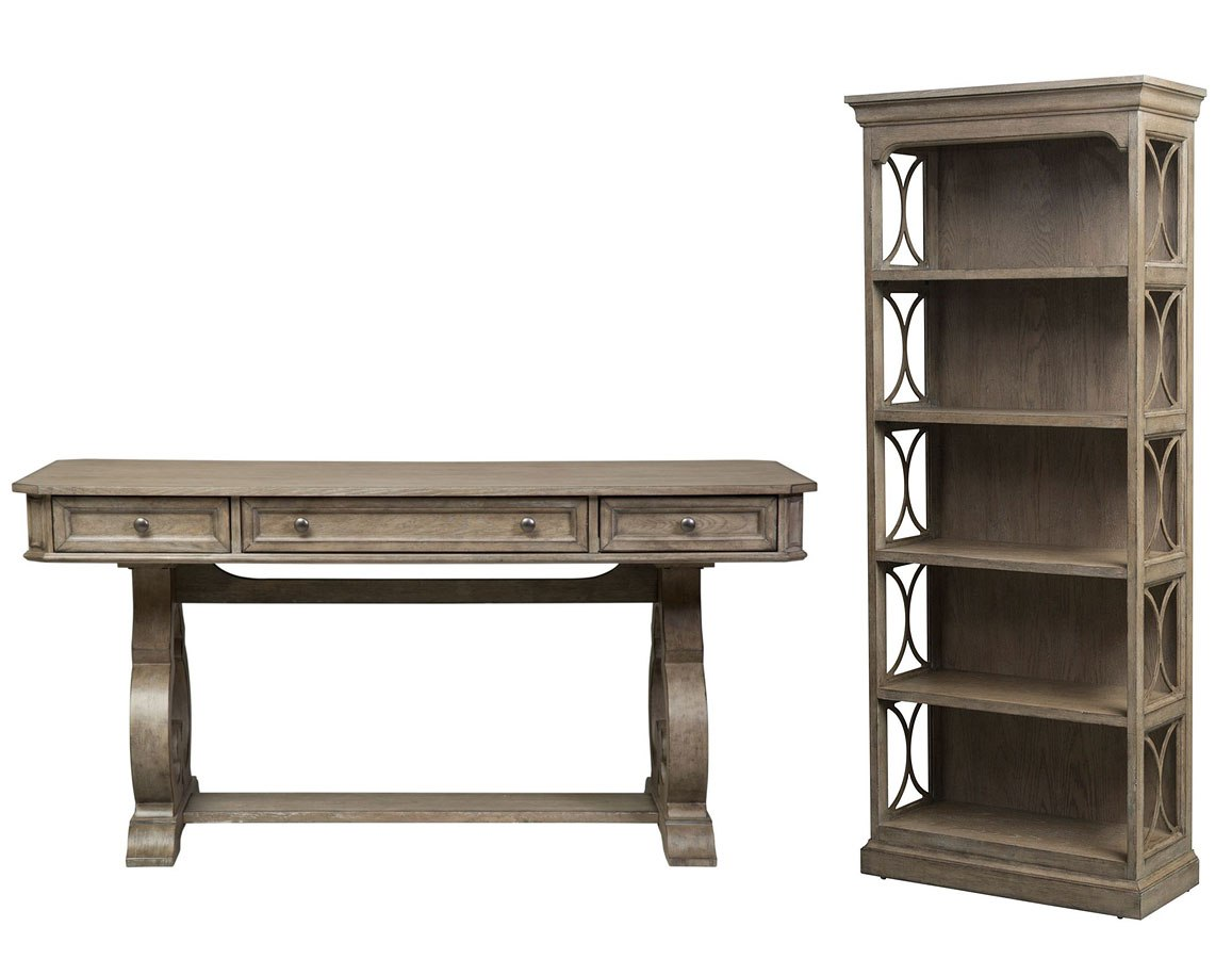 Simply Elegant Home Office Set Liberty Furniture, 1 ...