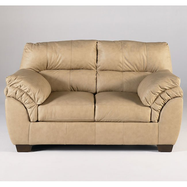 Warren - Natural Loveseat