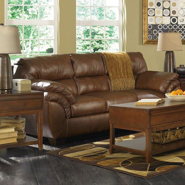 Warren - Brown Full Sofa Sleeper