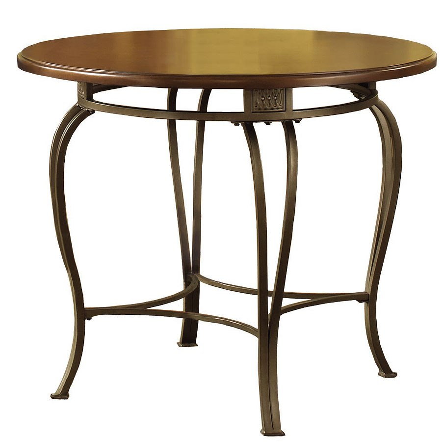 Montello 36 Inch Round Dining Table Hillsdale Furniture