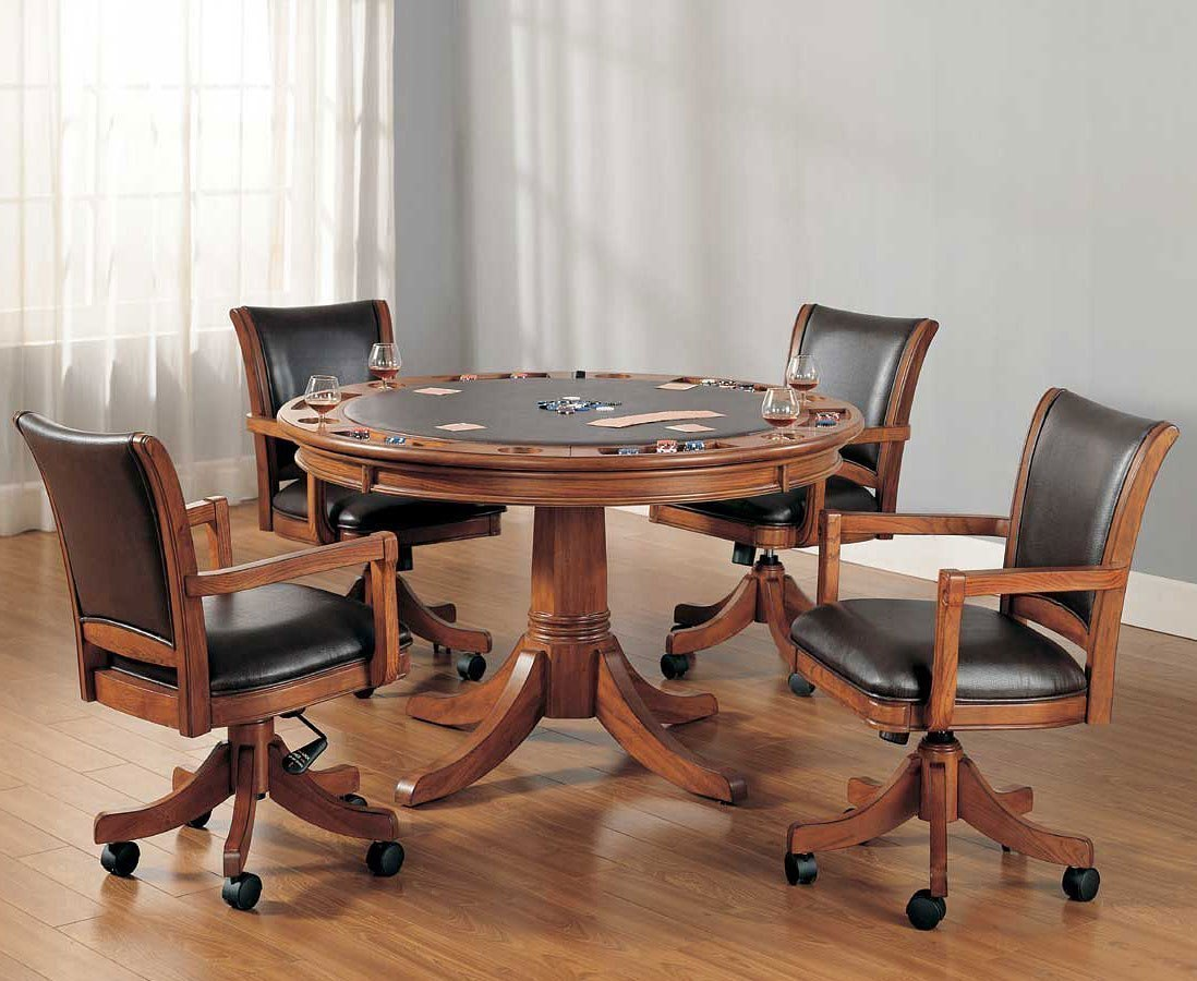 Park View Game Table Set