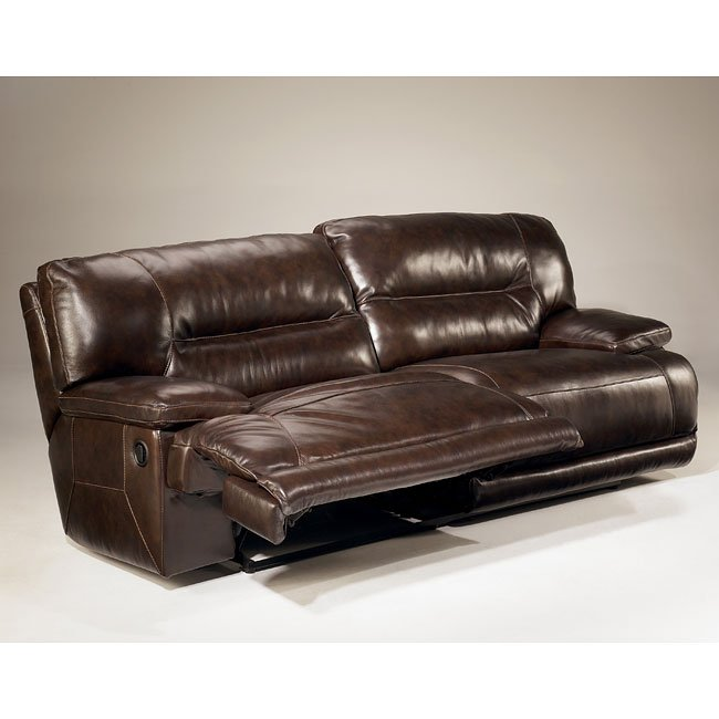 Exhilaration Chocolate 2 Seat Reclining Sofa W Power