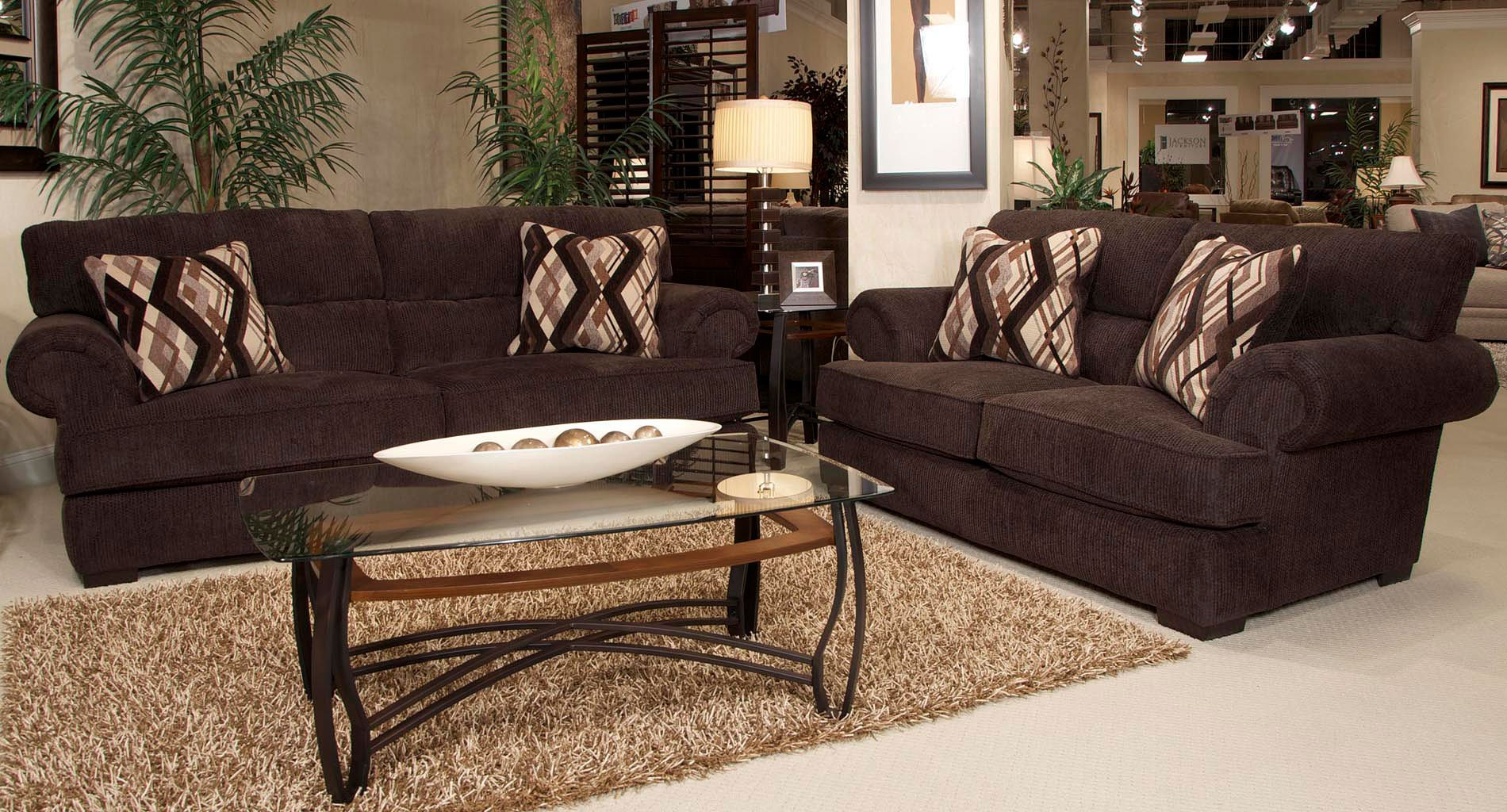 Hayden living room set espresso