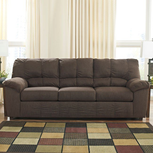 Zyler Coffee Sofa Signature Design