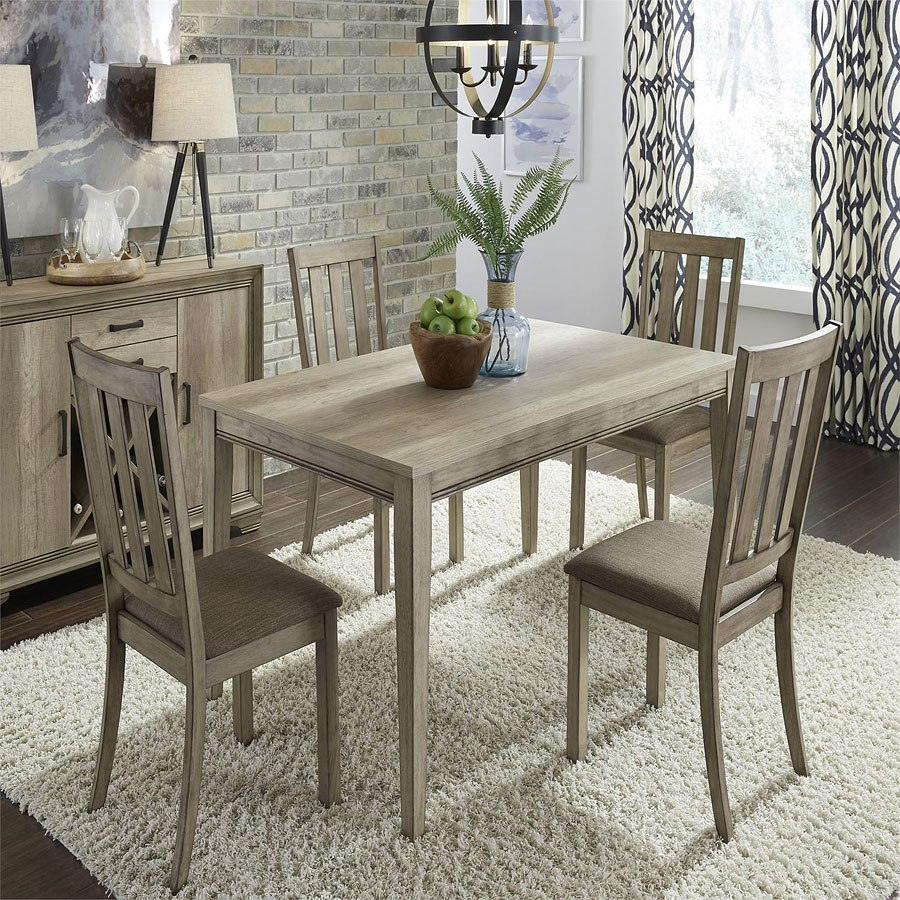 60 Inch Rectangular Dining Room Set