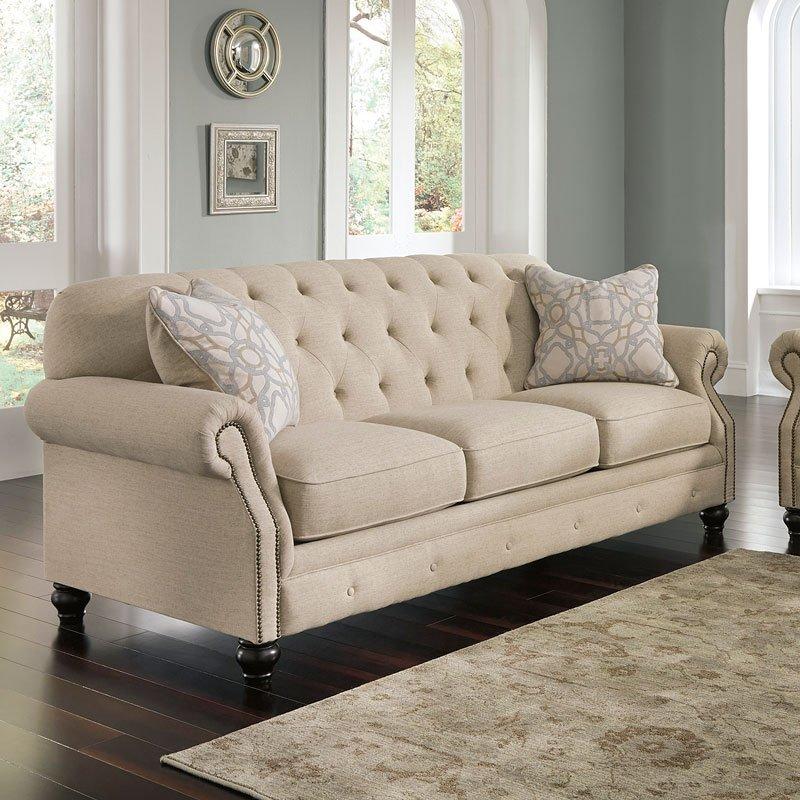Kieran Natural Living Room Set Signature Design, 2 Reviews