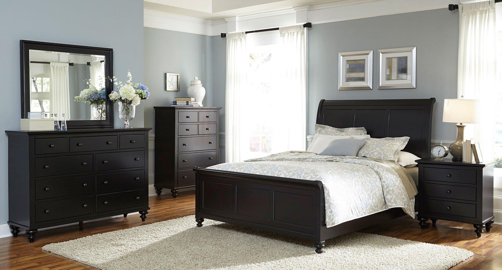 Hamilton III Sleigh Bedroom Set