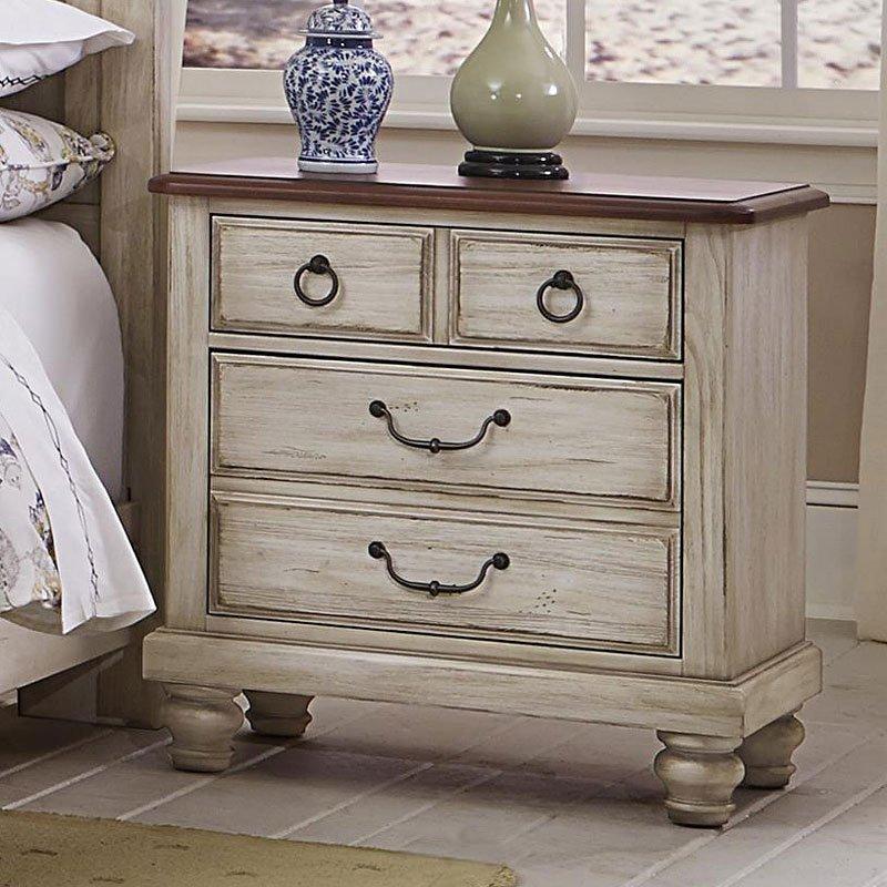 Bassett Furniture Bassett Va: Arrendelle Panel Bedroom Set (Rustic White) Vaughan