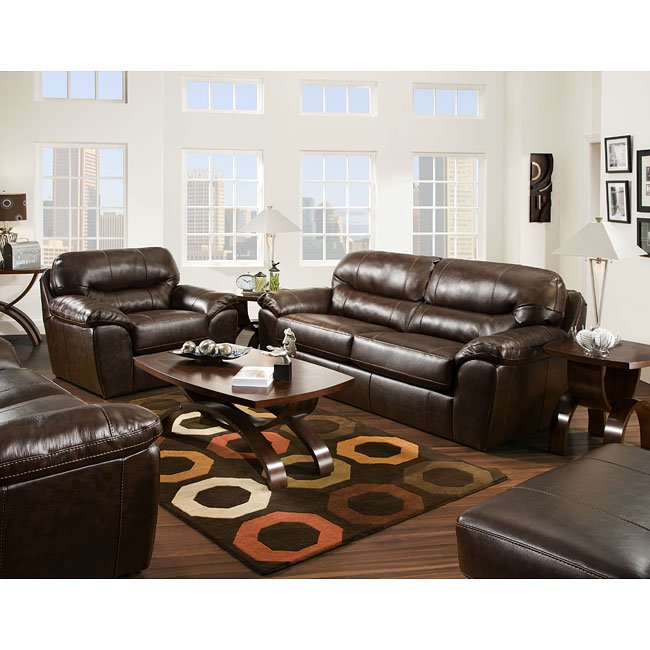 Ashley Furniture Wichita Falls: Brantley Living Room Set Jackson Furniture, 1 Reviews