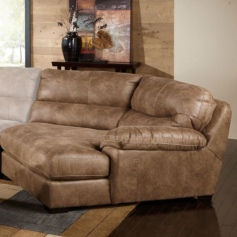 Grant Modular Sectional W Piano Wedge Silt Jackson