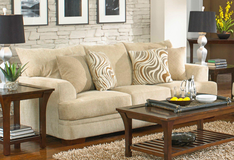 Crompton Sofa (Latte)