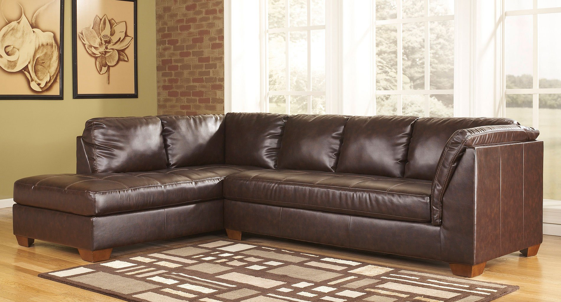 Fairplay DuraBlend Left Facing Chaise Sectional