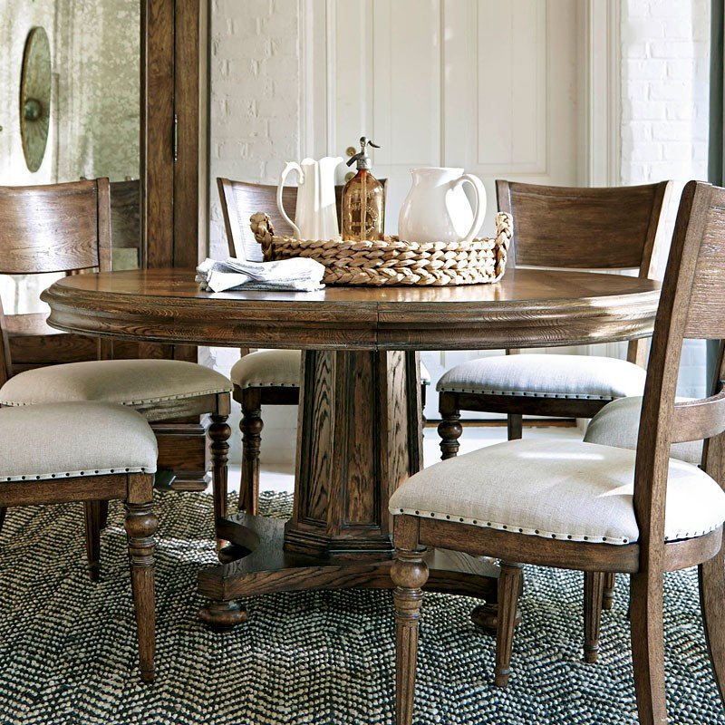 Excellent New Bohemian Round Dining Table Cjindustries Chair Design For Home Cjindustriesco