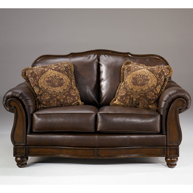 Strasbourg - Brindle Loveseat