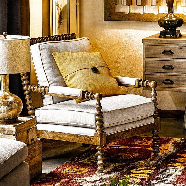 Universal Furniture Living Room Soho Accent Chair