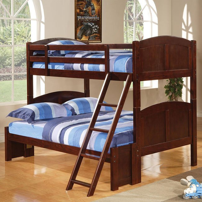 Parker Twin over Full Bunk Bed