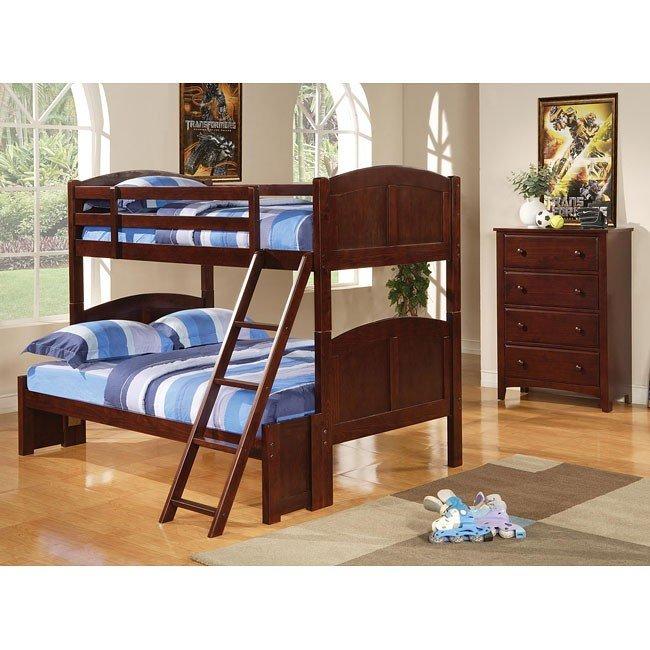 Parker Bunk Bedroom Set