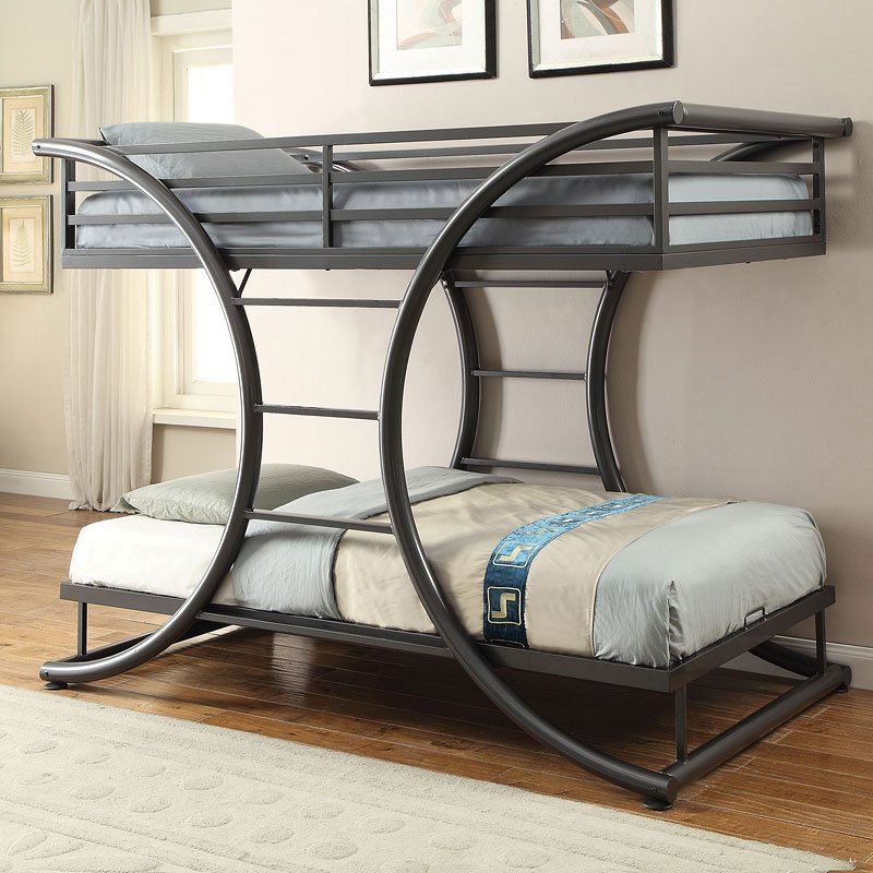 Stephan Twin Bunk Bed