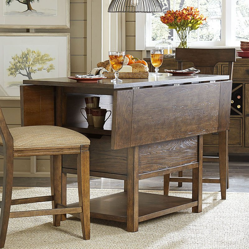Ashley Furniture Metairie: River Run Pub Table Set Legacy Classic
