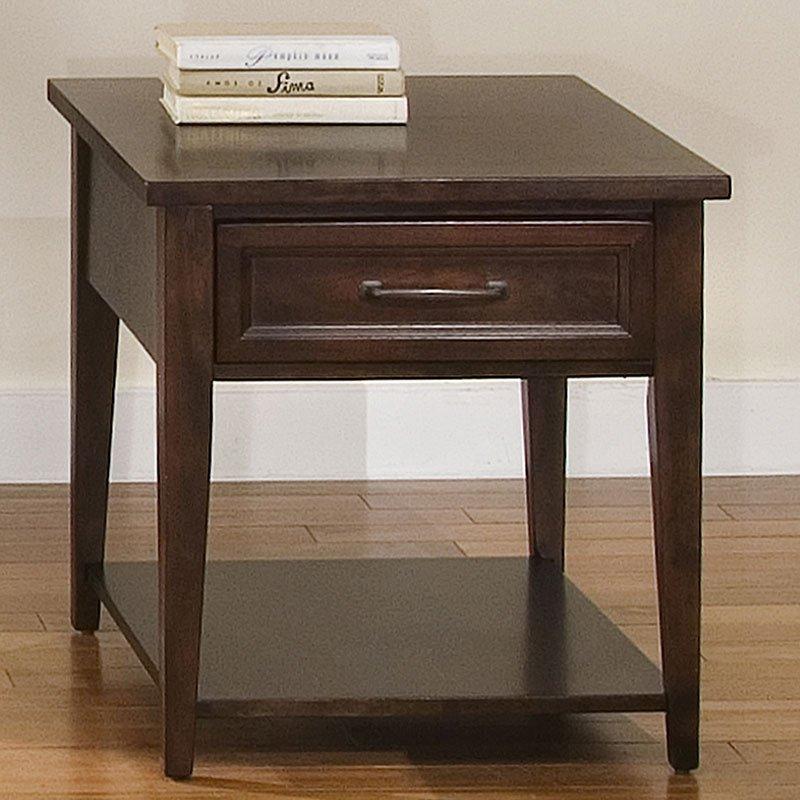 Lakewood Rectangular End Table