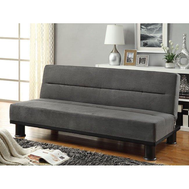 Callie Elegant Sofa Bed (Grey)