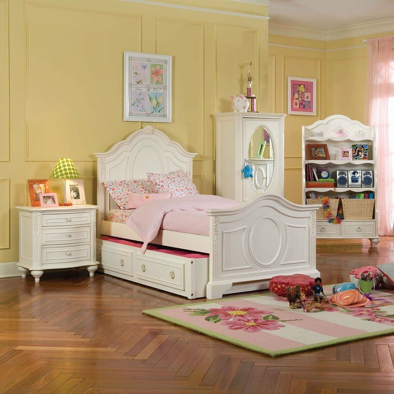 Enchantment Panel Bedroom Set Legacy Classic Kids