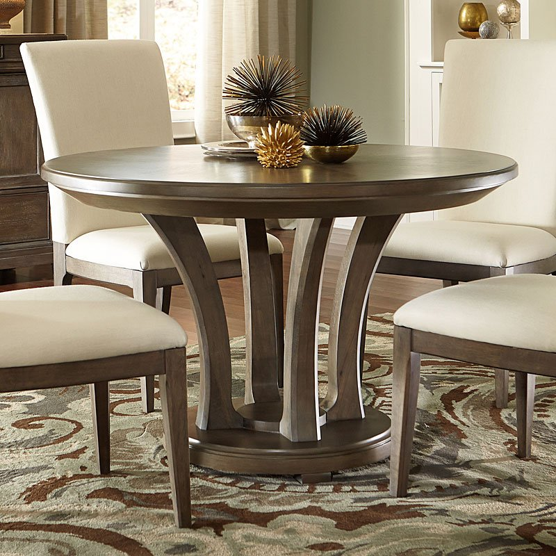 Park Studio 48 Inch Round Dining Table American Drew ...