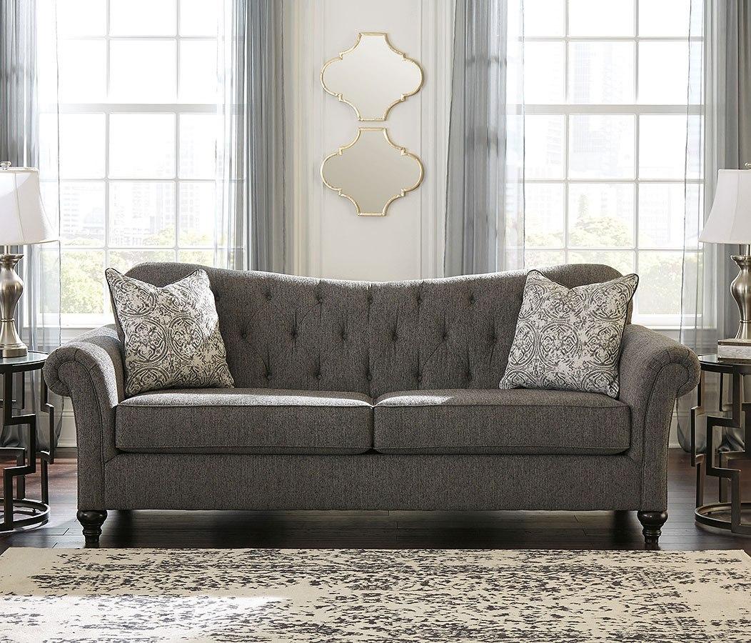 Praylor Slate Living Room Set BenchCraft