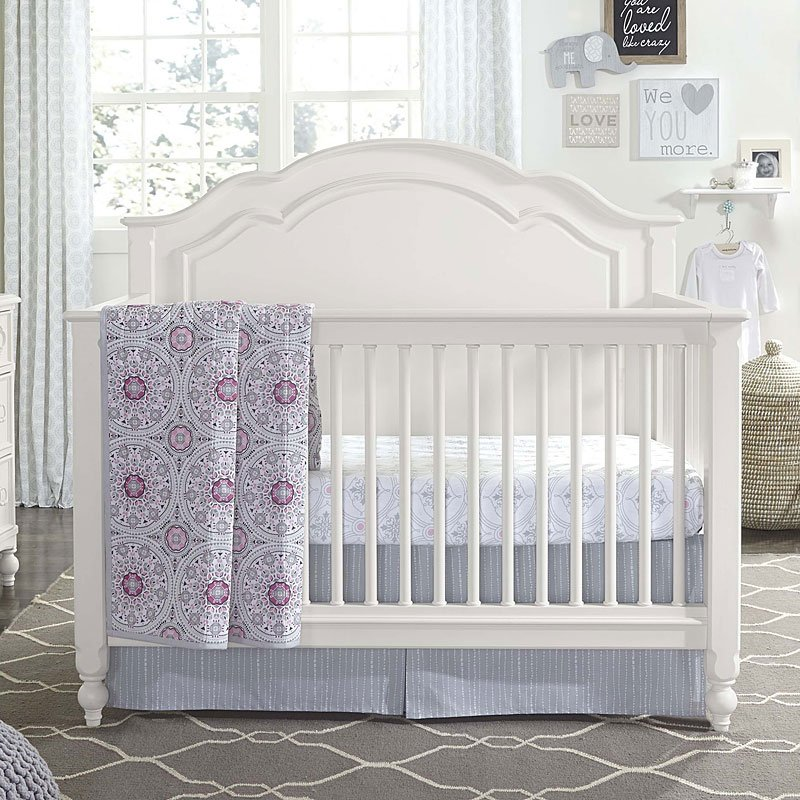 Harmony Grow With Me Convertible Crib
